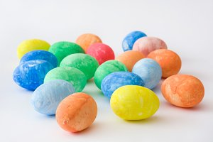 Traditional Easter eggs