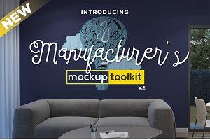 Manufacturer's Mock-up Toolkit v.2