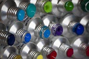 Artist colors