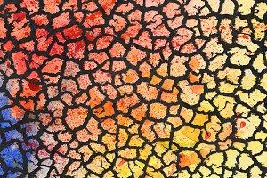 Acrylic Charcoal Texture