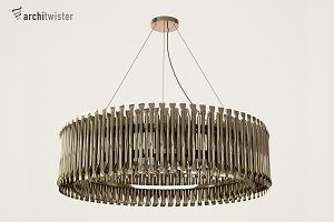 Matheny Suspension Light (3d Model)