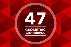 Geometric 47 Backgrounds
