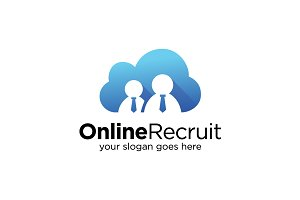 Online Recruitment Logo