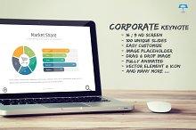 Corporate Keynote Template