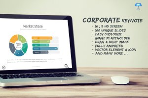 Corporate Keynote Template