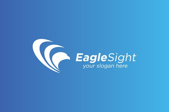 Eagle Sight Business in Logo Templates - product preview 1