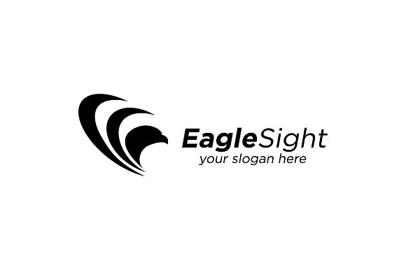 Eagle Sight Business in Logo Templates - product preview 2