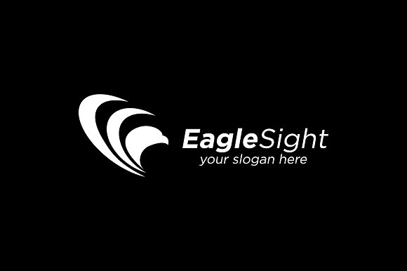 Eagle Sight Business in Logo Templates - product preview 3