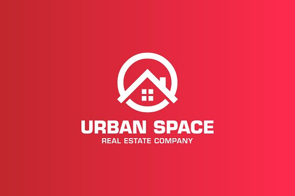 Urban Space Realty in Logo Templates - product preview 2