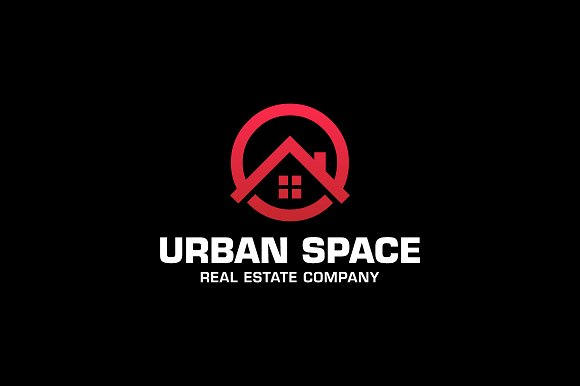 Urban Space Realty in Logo Templates - product preview 3