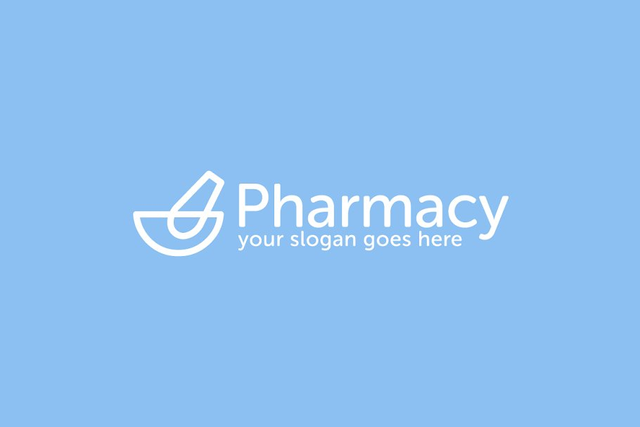 Pharmacy Logo in Logo Templates - product preview 1