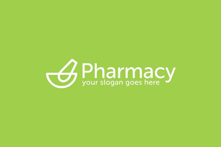 Pharmacy Logo in Logo Templates - product preview 2