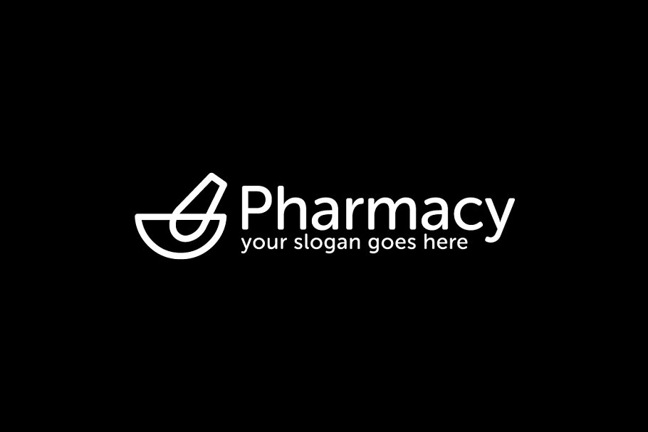 Pharmacy Logo in Logo Templates - product preview 3