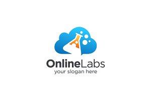 Online Lab Test Logo