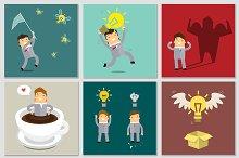Set of idea concepts