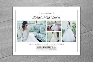 Wedding Mini Session Template-V248