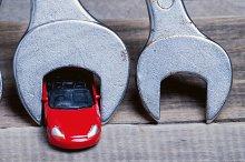 car maintenance.metaphor