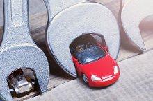 car  service metaphor.