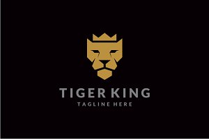 Tiger King Logo