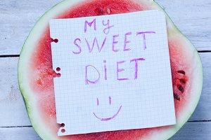 """my sweet diet"""