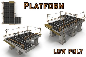 Sci fi platform