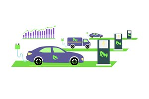 Growing Popularity Electric Vehicles