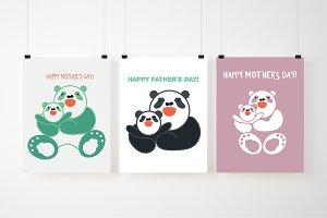 Happy Bear Family