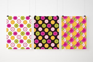 Sweet Fruits Pattern