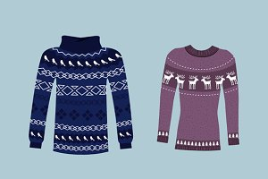 Sweater Handmade, Svitshot, Jumper