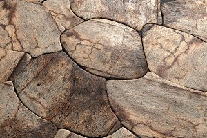 Textured floor