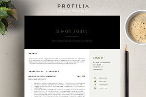 word resume cover letter template - Resume And Cover Letter