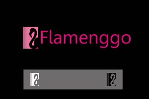 Flamenggo Logo Design