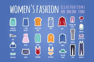 Women's Clothing On-line