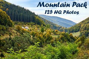 125 HQ Photos Mountain Pack