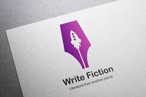 Logo Write Fiction