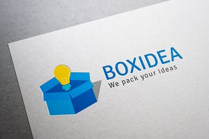Logo Box Idea
