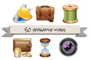 Versatile Desktop Icons + Bonus