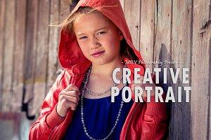 Creative Portrait - LR presets