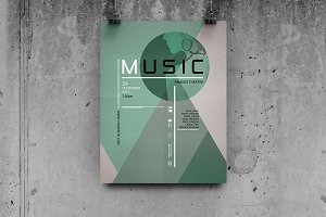 Music - Flyer / Poster