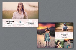 Photographer Marketing Template-V250