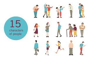 People lifestyle