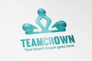Team Crown Logo