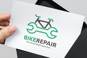 Bicycle Fix Logo