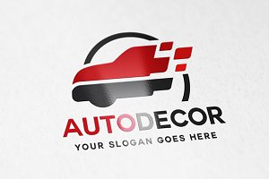 Car Decoration Logo