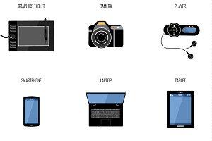 Set of vector gadgets