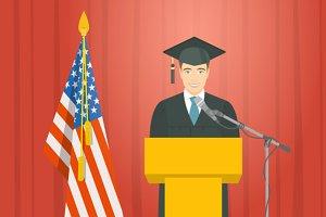 Graduation ceremony speech