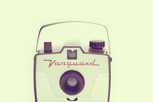 Vanguard Retro Camera