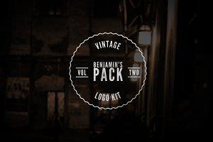 Benjamin's Pack Vol 2