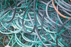 ropes and knots sailors