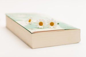 Flower and book #10